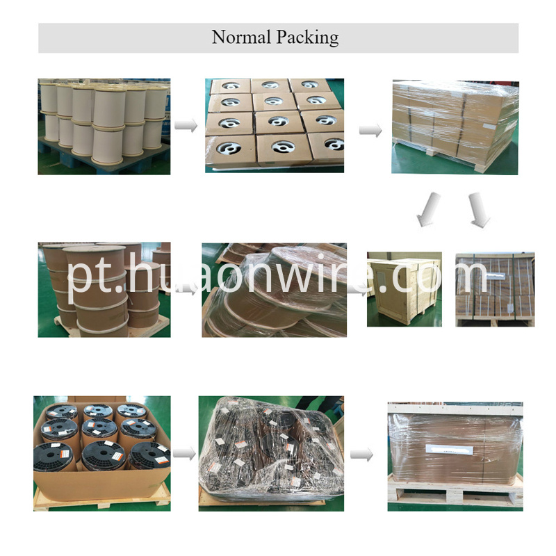 Paper Covered Winding Aluminium Wires