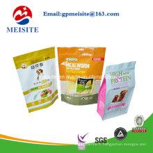 Beau sac de conditionnement d'aliments pour animaux pour nourriture pour chiens ou pour chat