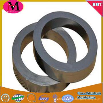 anillo de grafito maquinado con precisión
