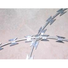Arame farpado da lâmina (BTO-10, BTO-22, CBT-65)