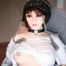 140cm Silikongeschlechtspuppe Volle Größe Love Doles Entität Körper Oral Vagina Anal Lebensechte Sex Echte Solide Liebesspielzeug Puppe