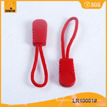 Injection Plastic Puller Cord for Leisure Clothes LR10001