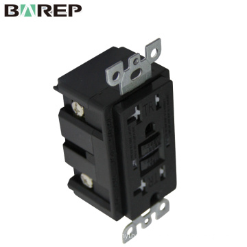 Best quality american socket duplex GFCI receptacle