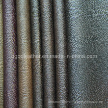 High Quality Breathable PU Furniture Leather (QDL-FB0032)