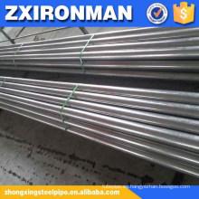 DIN17175/EN10216-2 Heat-resisting pipa de acero inconsútil