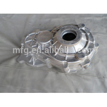 Die casting motor cover part