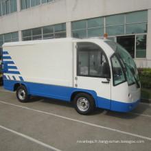 La CE approuve la voiture de livraison de fret électrique robuste (DT-12)