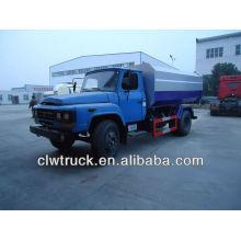 Camión de basura autoportante 10000L con contenedor de basura
