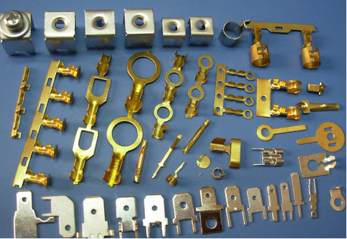 brass screws terminal