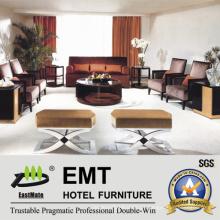 Conjunto Moderno de Sofá Moderno do Hotel (EMT-SF05)