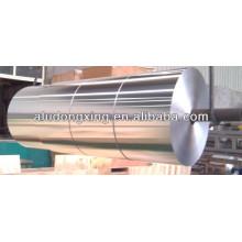 6,5 micrones de espesor Hoja de aluminio para embalaje de cigarrillos