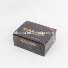 hot selling 40mm Black King shisha hookah charcoal
