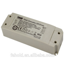 Controlador LED TUV 45W 1100mA 27-42V Triac Regulable