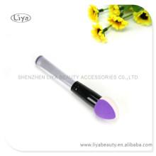Poignée en plastique de pinceau maquillage Pro