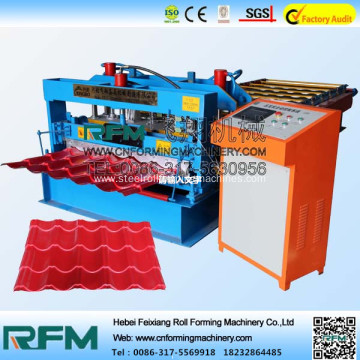 High speed glazed tiles making machine