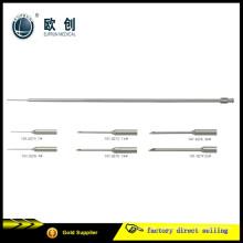 Wiederverwendbare medizinische Chirurgie Laparoskopische 5 * 330mm Chirurgische Nadel