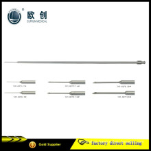Cirugía Médica Reutilizable Laparoscopic 5 * 330mm Surgical Needle