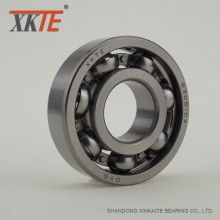 Gear Guide Rollers Parts Deep Groove Ball Bearing