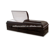 Caixão de judeu de madeira judaica-005