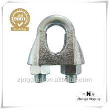 Galvanized Malleable Wire Rope Clamp jis type B