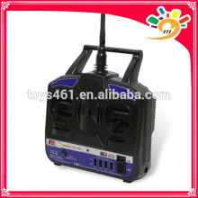 Flysky FS-T4B Radio control Transmitter 2.4GHz Receiver RC helicopter airplane