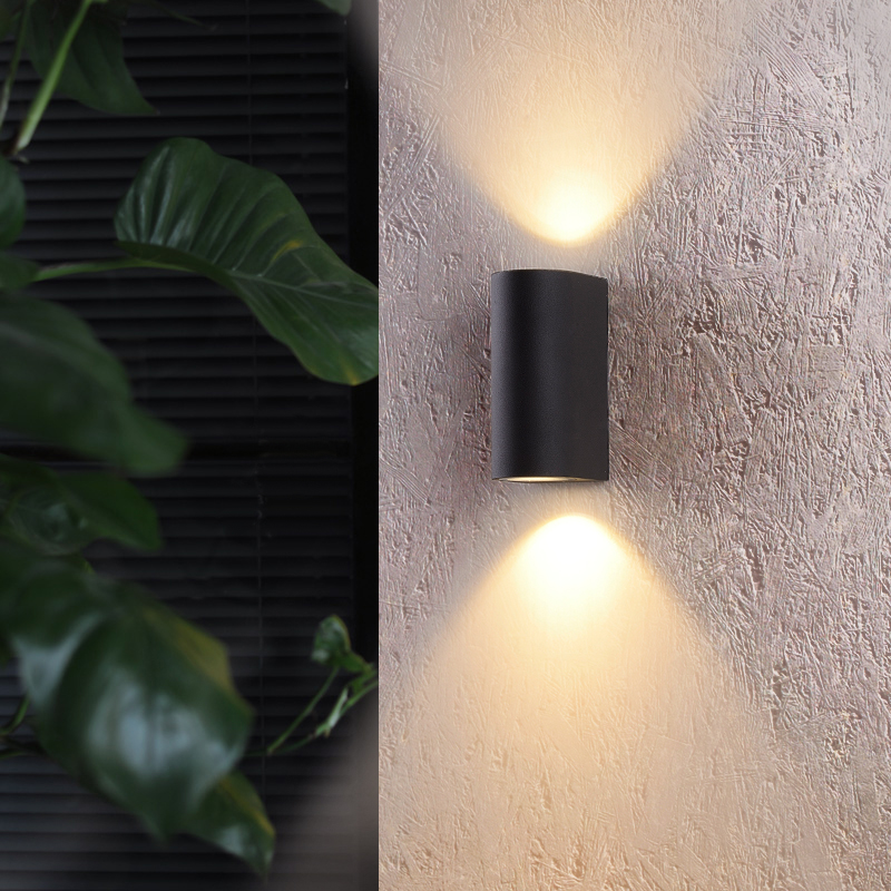 led wall light ideas
