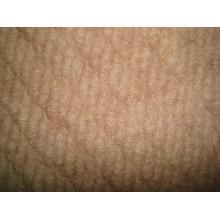 thickness Needle Single Terry Fleece Knitting Fabric