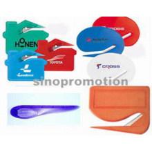 Abridor de cartas plástico promocional Lp008