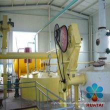 máquina contínua e automática da produção do óleo de soja com ISO9001, BV, CE