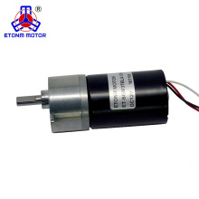 37mm diameter spur gear 24v bldc motor