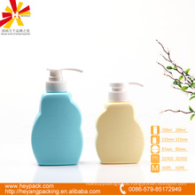 260/350ml HDPE bottle shampoo bottle