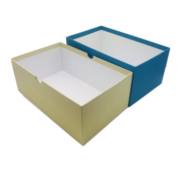 Decorative Cardboard Storage Bulk Boxes