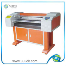 Preço de máquina impressão bandeira do cabo flexível