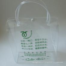 Promoção de embalagem de saco de plástico reciclável Pvc