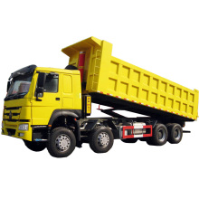 Camion benne Sinotruk HOWO 8x4 12 roues