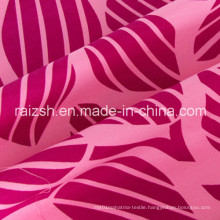 Red Pink Polyester Cotton Poplin Cloth for Ladies Wear
