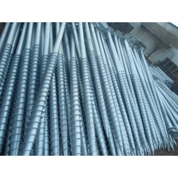 Helical Ground Anchor Helical Pile