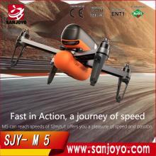 Winsland Fly M5 GPS Drone con batería de vuelo de alto rendimiento 17 min y velocidades de alcance de 12 m / s Winsland M5