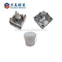 Excellent Value For Money Custom Design Plastic Paint Bucket Mould Bucket Plastic Molds