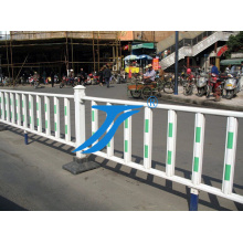 Clôture de sécurité municipale, barrière de route, clôture temporaire