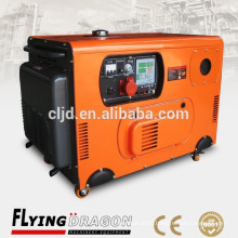 4kw/5kva small silent generators closed type gensets diesel Cheap price