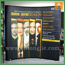 Economic and Efficient fabric tradeshow banner