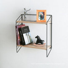 wall rack kitchen rack with wood