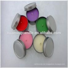 Teelichtkerzen quadratische Herstellung / Lieferant / Großhandel