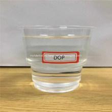 Aditivo plástico de ftalato de dioctilo (DOP) para productos blandos de PVC