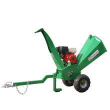 2015 Best seller 13hp GX390 engine 100mm chipping capacity wood chipper,wood chipper machine,honda engine wood chipper