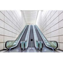 IFE exterior interior Electric escalator