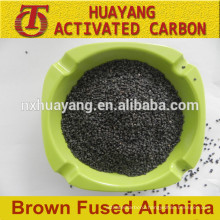 Brown Fused Alumina oxide price/corundum For Abrasives & Refractory