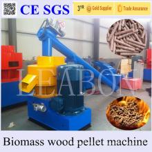 Leabon 1.5-2t / H Ligne complète de production de granules de bois de sciure Price