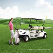 Самый новый CE одобрил 2 мест электрическая тележка для гольфа (ДГ-С2)